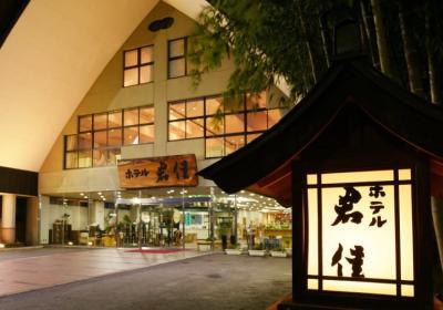 ホテル君佳(山梨県笛吹市 石和温泉)
